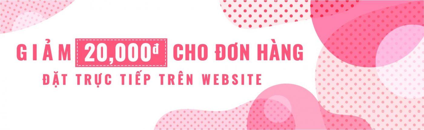giam-gia-20-cho-don-hang-thanh-toan-tren-website