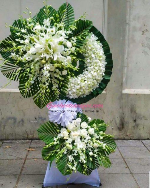 Hoa chia buồn giao hoa toàn quốc C01