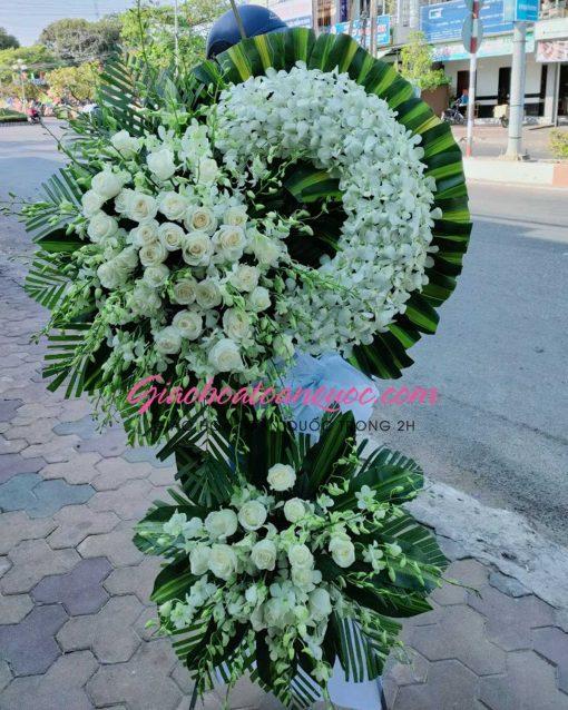 Hoa chia buồn giao hoa toàn quốc C02