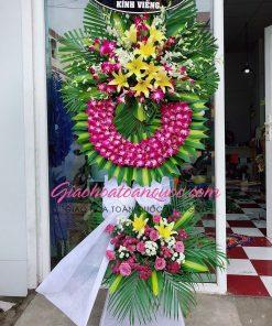 Hoa chia buồn giao hoa toàn quốc C03