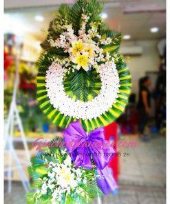 Hoa chia buồn giao hoa toàn quốc C05