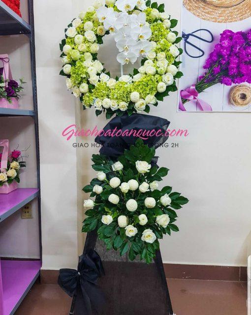 Hoa chia buồn giao hoa toàn quốc C09