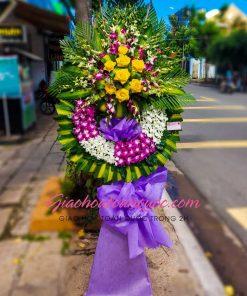 Hoa chia buồn giao hoa toàn quốc C10