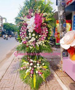 Hoa chia buồn giao hoa toàn quốc C15