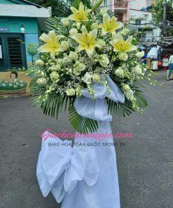 Hoa chia buồn giao hoa toàn quốc C16