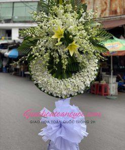 Hoa chia buồn giao hoa toàn quốc C18