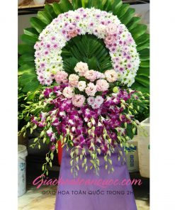 Hoa chia buồn giao hoa toàn quốc C19