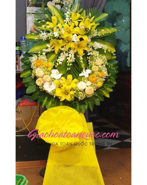 Hoa chia buồn giao hoa toàn quốc C25