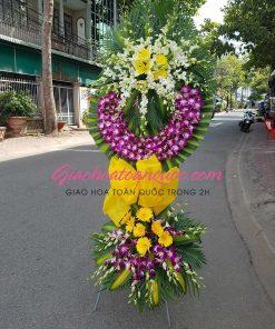 Hoa chia buồn giao hoa toàn quốc C27