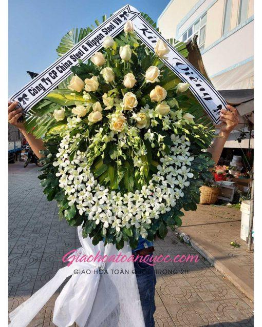 Hoa chia buồn giao hoa toàn quốc C28