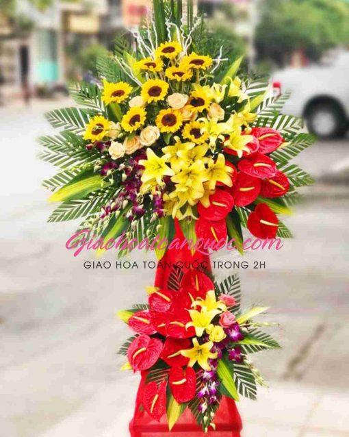 Hoa chúc mừng giao hoa toàn quốc A04
