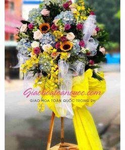 Hoa chúc mừng giao hoa toàn quốc A25