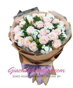 Bó hoa tươi giao hoa toàn quốc E03