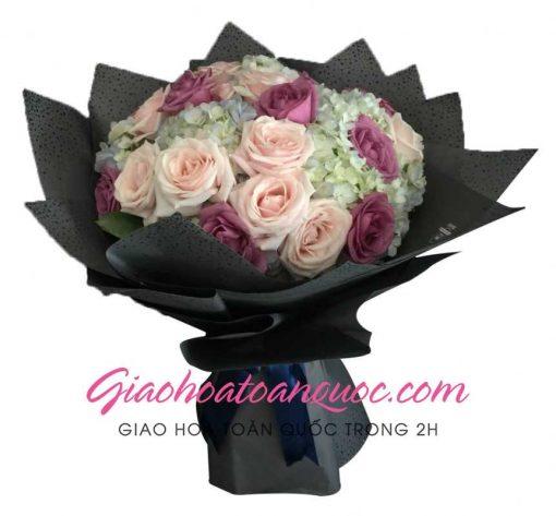 Bó hoa tươi giao hoa toàn quốc E05