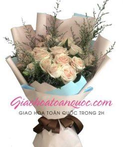 Bó hoa tươi giao hoa toàn quốc E06