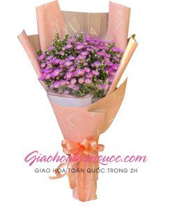 Bó hoa tươi giao hoa toàn quốc E09