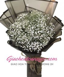 Bó hoa tươi giao hoa toàn quốc E10
