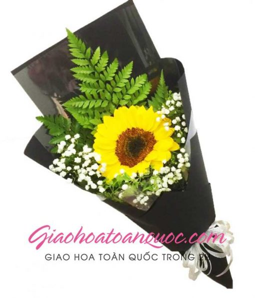 Bó hoa tươi giao hoa toàn quốc E11
