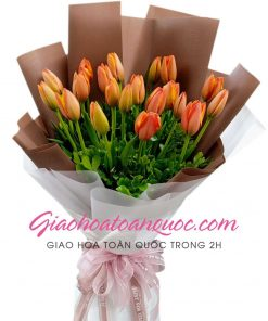Bó hoa tươi giao hoa toàn quốc E13