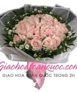 Bó hoa tươi giao hoa toàn quốc E22