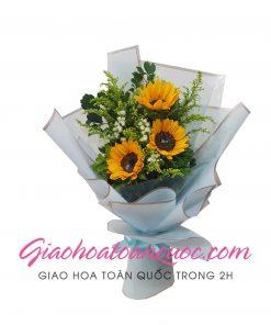 Bó hoa tươi giao hoa toàn quốc E24