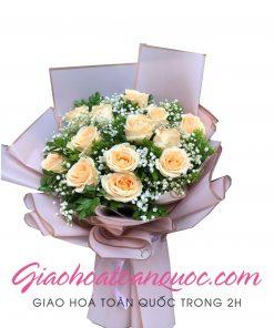Bó hoa tươi giao hoa toàn quốc E25