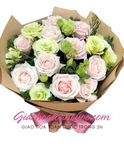 Bó hoa tươi giao hoa toàn quốc E28