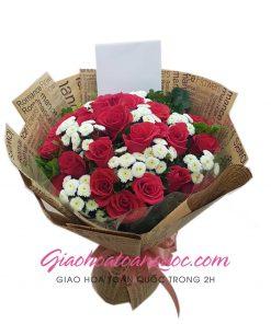 Bó hoa tươi giao hoa toàn quốc E30
