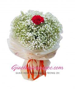 Bó hoa tươi giao hoa toàn quốc E36