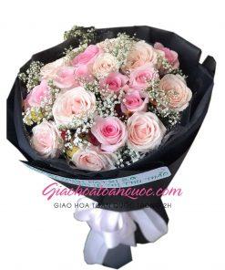 Bó hoa tươi giao hoa toàn quốc E43