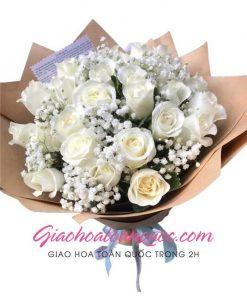 Bó hoa tươi giao hoa toàn quốc E44
